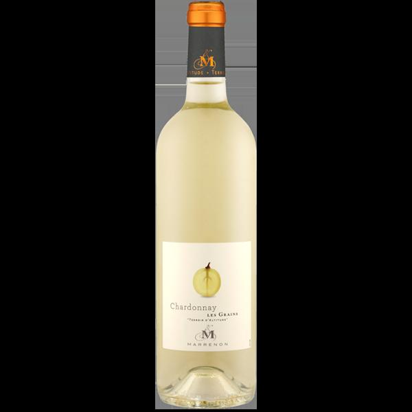 Chardonnay Les Grains Marrenon