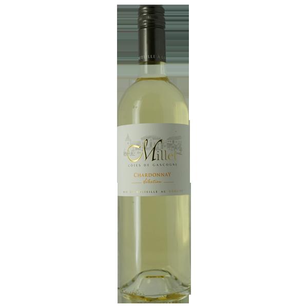 Millet Chardonnay Cote de Gascogne